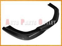 Carbon Fiber GH Style Front Bumper Lip For BENZ W212 E250 E350 E550 Sedan 10-13