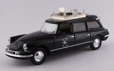 1968   1//43 RIO  4522 Citroen DS 21 Police de Paris