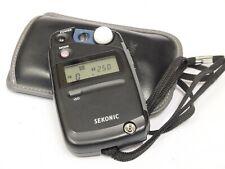 Sekonic L-308 B Flashmate Flash/Exposure Meter. Stock No u10903
