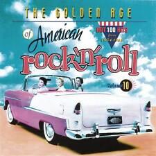 The Golden Age Of American Rock'n'Roll Vol 10 (CDCHD 850)