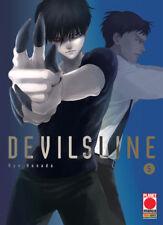 manga  DEVILS'LINE N. 5 - nuovo - panini planet ITALIANO