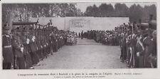 1930  --  BOUFARIK  INAUGURATION DU MONUMENT A LA CONQUETE DE L ALGERIE   3I463