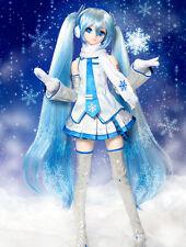 DD Snow Hatsune Miku Vocaloid Dollfie Dream VOLKS Japan NEW