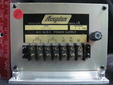 Power Supply  24VDC 23A  Unregulated AC-DC  some cosmetic wear ACOPIAN U24Y2300