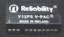 10 x Reliability V12P5 12v to 5v 200ma dc convertor V-PAC 500v isolation