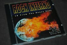 ROCK INFERNO - COMPILATION CD / WISEPACK - STACD 040 / 1993