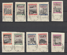Greece 1941 North Epirus Greek Administration Airpost used on fragment