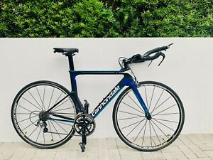 2017 Cannondale Slice Triathlon Bike 54 cm