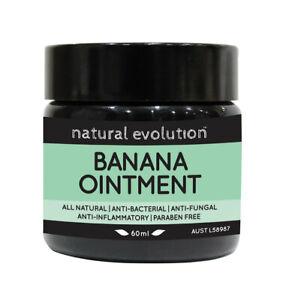 Natural Evolution Banana Healing Ointment 60ml