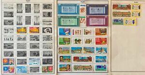 Lot of Nauru Old Stamps MH/MNH