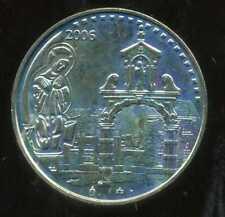 Médaille PATRIMOINE MONDIAL 2006   ( diametre 3 cm )