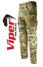 "Viper British Army PCS 95 Trousers Combat Cargo Trousers MTP / VCAM 28-52"" waist"