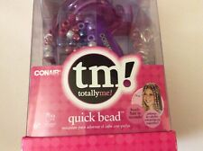 New Conair Quick Bead Automatic Beader & Styling Kit Sealed Totally Me