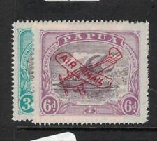 Papua SG 118-9 MOG (1dvc)