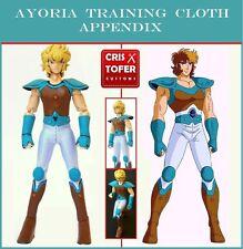 AYORIA LEO TRAINING CLOTH APPENDIX,para SAINT SEIYA MYTH CLOTH plain aioria ROPA