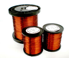 2mm ENAMELLED ALUMINIUM WINDING WIRE, MAGNET WIRE, COIL WIRE - 1KG Spool - 2mm