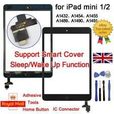 Screen For iPad mini 1 2 A1432 A1454 A1455 A1489 A1490 A1491 Black Digitizer IC