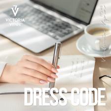Victoria Vynn PURE CREAMY Hybrid Gel Polish Dress Code Collection 198 - 201 NEW.