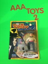 Dick Tracy Lips Manlis Figure Moc Playmates Toys