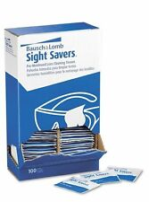 Bausch & Lomb Sight Savers Lens Cleaning Tissues 100 ct  NO SALES TAX 