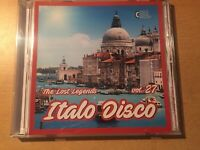 CD Italo Disco - The Lost Legends vol.27 (limited edition: only 100 copies)