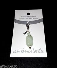 Aquamarine Animulet ~ Fine Healing Jewelry for Pets