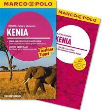 MARCO POLO Reiseführer KENIA 11. Auflage 2013 UNBENUTZT statt 11.99 nur