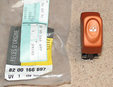 Renault Megane Scenic Electric Window Switch 6 Pin Part Number 8200166697