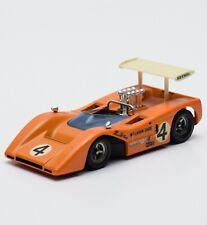 Solido Rarität McLaren M8B Rennwagen CAN-AM in orange lackiert, 1:43 , V008