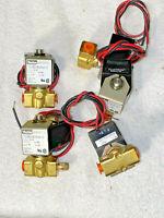 PARKER SKINNER SOLENOID VALVE Honeywell12VDC *2-Way Valve* 7121KBN1NF00F0J611C1
