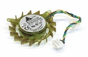 Delta BFB04512HHA Cooling Fan/Fan 4-Wire 0.21A 12V Nvidia Geforce