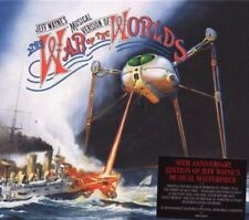 JEFF WAYNE - THE WAR OF THE WORLDS NEW CD