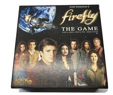 Joss Whedon's Firefly: The Game (GaleForce nine)