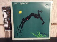 Steve Winwood Arc Of A Diver LP Album Vinyl Record ILPS9576 Rock 80's