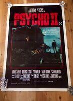 Psycho II - Original Australian One Sheet - Movie Poster