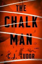 NEW - The Chalk Man: A Novel by Tudor, C. J.