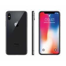 NEW Apple iPhone X (iPhone 10)  64GB Unlocked SIM Free Smartphone 2 Colours