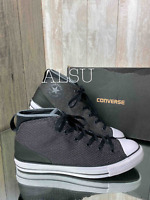 Sneakers Men's Converse 155483c Chuck Taylor AS Syde Street Mid Top Grey Black