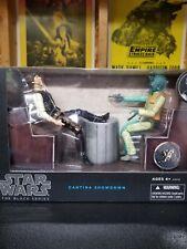 Star wars black series 6 inch Cantana Showdown
