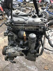 Volkswagen Golf Mk4 PD130 BHP ASZ Engine With Injectors 102k