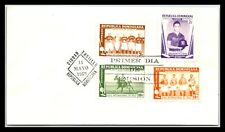GP GOLDPATH: DOMINICAN REPUBLIC COVER 1959 FIRST DAY COVER _CV593_P01
