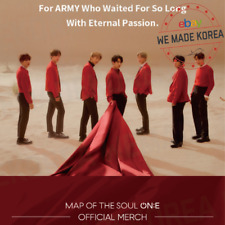 BTS MAP OF THE SOUL ON:E Official MD Authentic K-POP Goods