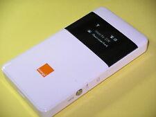 Modem router MIFI 3G ZTE MF63, 21 Mbps, liberado para todos los operadores.