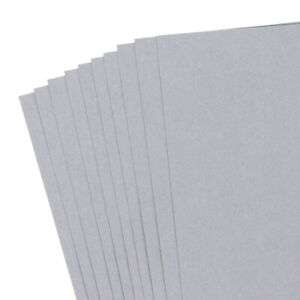 230g 10x A4 Cardboard Thick DIY Sheet Hand-painted Greeting Card Album Cardbo H8