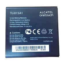 Bateria Alcatel Vodafone smart 3 VF975 TLi015A1 1500mAh 3.7v 5.55Wh Original