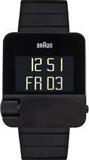 Braun BN0106 Herren Prestige Digitaluhr, schwarz, tolles Design, Neu+OVP, 66535