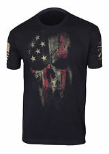 Grunt Style Mens American Reaper 2.0 T-Shirt - Black - 3XL