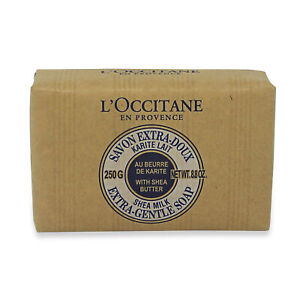 L'Occitane • Shea Butter Soap Milk • 250g • New • AUTHENTIC