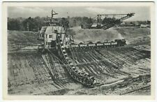 More details for shannon power scheme, head race, electrical bucket excavator - co clare postcard