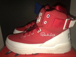 Ewing Athletics 33 Hi Strawberries and Creme Men's Red White